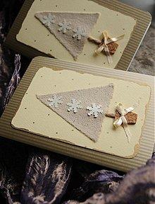 Papiernictvo - Vianočná pohľadnica - 2046338
