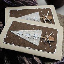 Papiernictvo - Vianočná pohľadnica - 2046457
