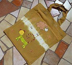 Veľké tašky - taška zvieratková - 204813
