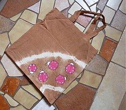 Veľké tašky - taška lienočková - 204830