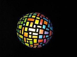 Svietidlá a sviečky - Diamond planet - 2050334