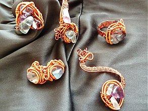 Sady šperkov - Čary ukryté v medi - 2050800