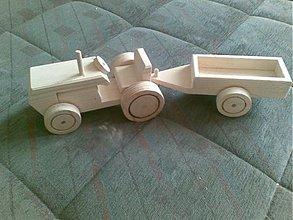 Hračky - traktor bez strechy - 2051810