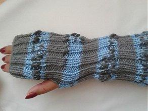 Rukavice - Dámske bezprstové rukavice - 2052115