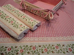 Úžitkový textil - Darčeková romantická súprava - 2053795