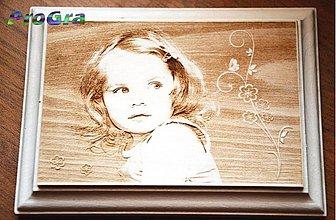 Rámiky - Vaša drevená fotka - rozmer 10x15 - 2057091