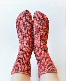 Obuv - Nohy v teple - Jesenné chodníčky - 2059284