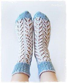 Obuv - Nohy v teple - Princezná zo zimného kráľovstva - 2059317