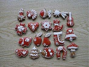 Drobnosti - Vianočné medovníčky - 2061539
