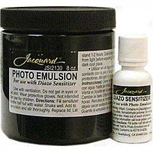 Iný materiál - Fotoemulzia a diazotačný senzibilizátor-veľké balenie - 2064638
