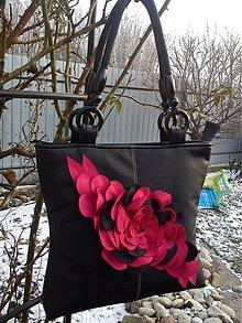 Veľké tašky - Koženková taška II - 2078726