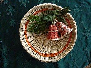 Dekorácie - Vianočná miska 1 - 2080705