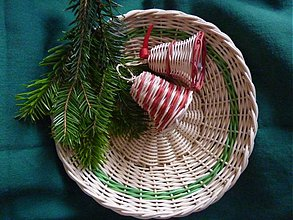 Dekorácie - Vianočná miska 2 - 2080718