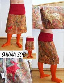 Sukne - Sukňa SOB - 2087920