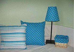 Úžitkový textil - Lampa - tienidlo bavlnená látka - 2088607