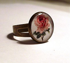 Prstene - Ružičkový III - 2089634