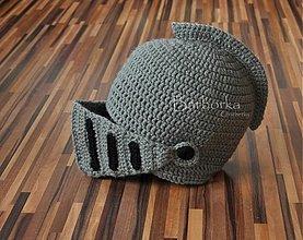 Detské čiapky - prilba - 2090080