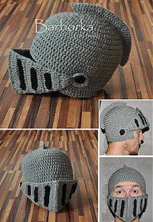 Detské čiapky - prilba - 2091679