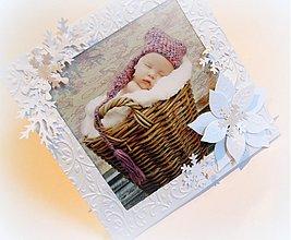 Papiernictvo - Fotorámik a pohľadnica 2 v 1 č.1 - 2095086
