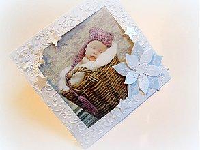 Papiernictvo - Fotorámik a pohľadnica 2 v 1 č.2 - 2095090