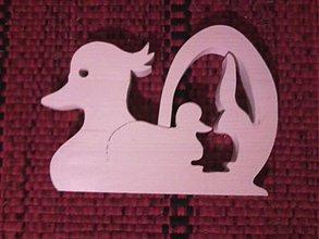 Dekorácie - dekoratívne kuriatko na veľkú noc - 2097748