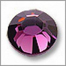 Galantéria - Hotfix kamienky: fialové - ametyst, SS6 144 ks - 209826