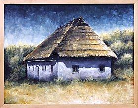 Obrazy - Na samote u lesa - 2101807