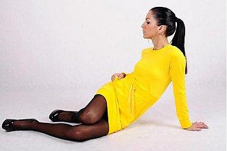 Šaty - Prepracované MIKINOŠATY - 2103603