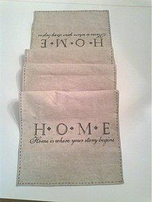 Úžitkový textil - obrus-štola - 2107655