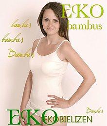 Bielizeň/Plavky - EKO košielka z bambusu - 2111479