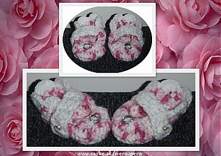 Obuv - Sandálky pre malú princezničku - 2112206