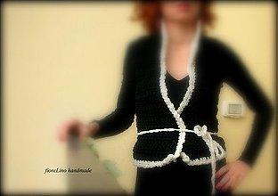 Iné oblečenie - ČIERNO-BIELA - 2114960