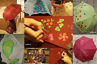 Kurzy - Namaľuj si dáždnik - 2116402