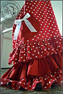Iné oblečenie - Zástera - 2119674