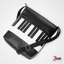 Kabelky - MUSIC Bag Piano - 2119985