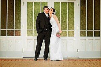 Šaty - svadobné šaty-KATY - 2122930