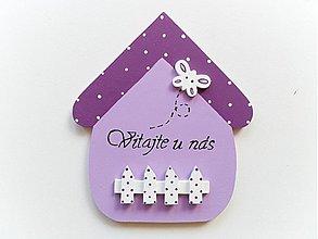 Tabuľky - domček, domček, kto v tebe býva :) - 2122975