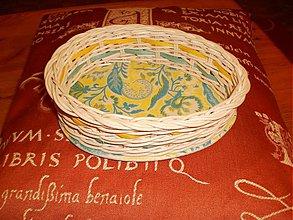 Košíky - Vajíčkový košík - 2124121