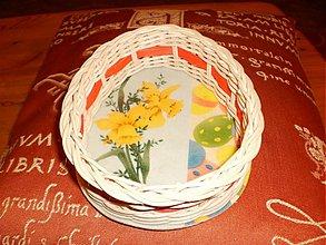 Košíky - Vajíčkový košík - 2124152