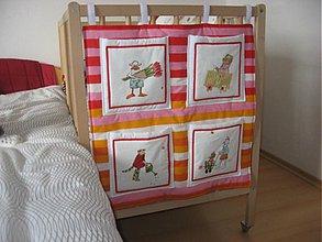 Textil - Kapsárik na postielku - ukážky na objednávku - 212433