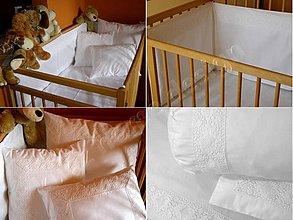 Textil - Set do postieľky ADELA - 2125069