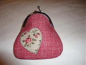 Peňaženky - Vintage 3 mini-peňaženka - 2132262