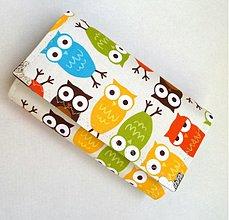Peňaženky - peněženka miss Sova - 2134823