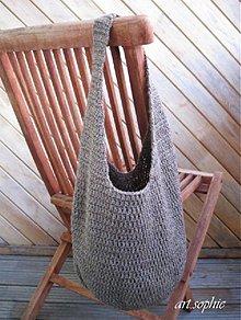 Veľké tašky - Mocca či iná... - 2138373
