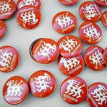 Odznaky/Brošne - odznačik - 2138691