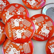 Odznaky/Brošne - odznačik - 2138701