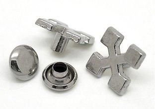 Galantéria - GAL1531, NIT Plusko 10mm STRIEBRO /1ks - 2142772