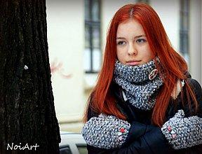 Šály - Winter romance - 2143605