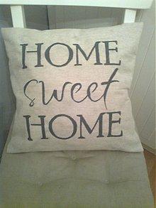 Úžitkový textil - obliečka HOME - 2146549