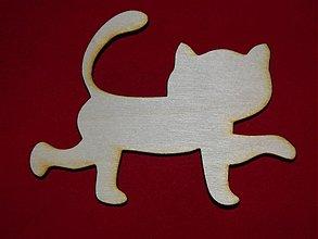 Polotovary - Predlohy pre ďalšie spracovanie mačka - 2148962